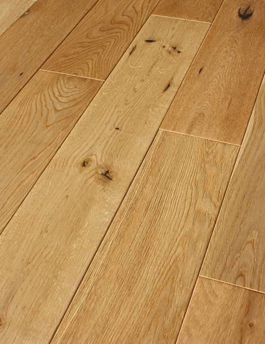125mm Brushed Oak