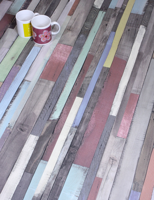 Coloured Dimas Wood