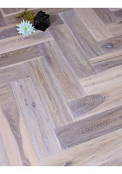Herringbone By Moonlight Engineered Wood Flooring
