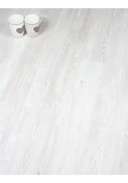 Cascina Pine White Wood Floor