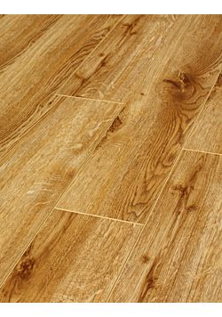 Jewel Natural Oak Gloss Sherlock laminate flooring