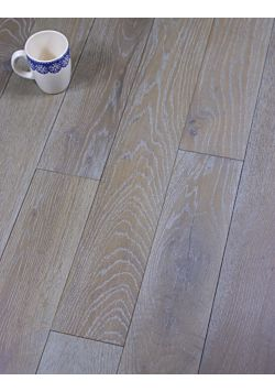 Trunk Grey Oiled Engineered Wood Floor