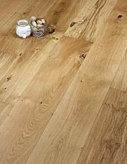 Wide Plank Oiled Oak Engineered Wood Flooring