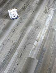 Grey Laminate floor