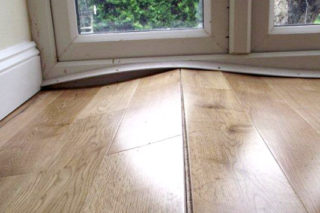 Wood Laminate Floor Bouncing Or, How To Fix Separated Laminate Flooring